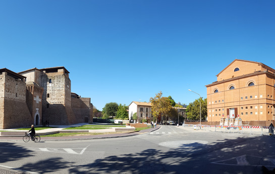Piazza Malatesta